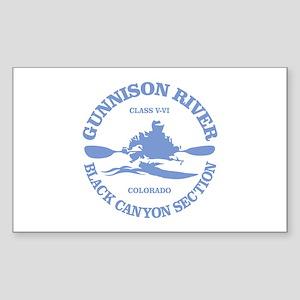 Gunnison River Sticker