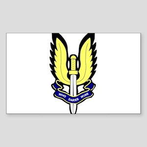 SAS Badge Sticker