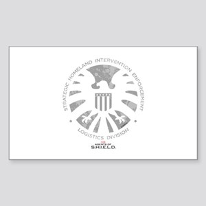 Marvel Agents of S.H.I.E.L.D. Sticker (Rectangle)