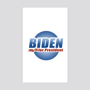 Biden for President Rectangle Sticker