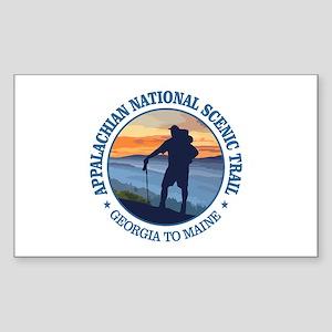 Appalachian Trail (rd)3 Sticker