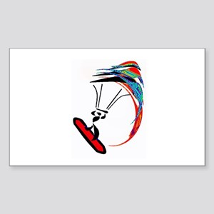 KITEBOARD Sticker