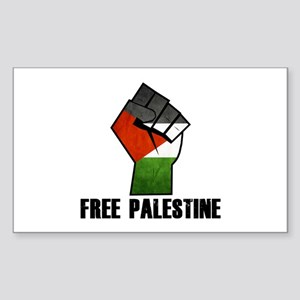 Free Palestine Sticker