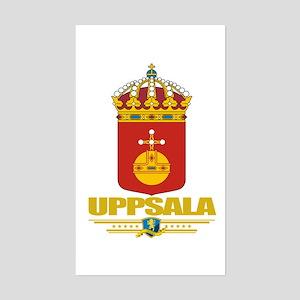 Uppsala Sticker (Rectangle)