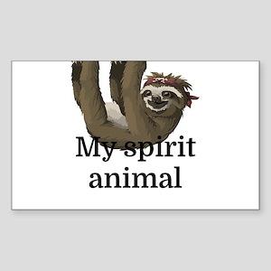 My Spirit Animal Sticker