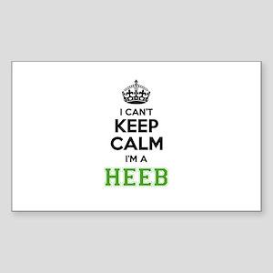 Heeb I cant keeep calm Sticker