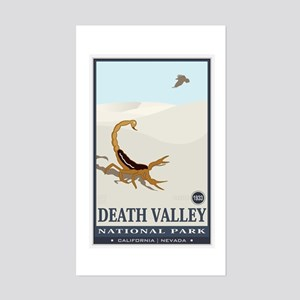 National Parks - Death Valley 2 Sticker (Rectangle