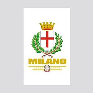 Milano COA Sticker (Rectangle)