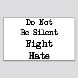 Fight Hate Sticker