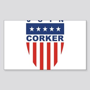 Join Bob Corker Rectangle Sticker