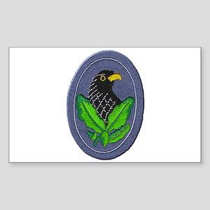 German Sniper Emblem Sticker