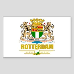 Rotterdam Sticker (Rectangle)