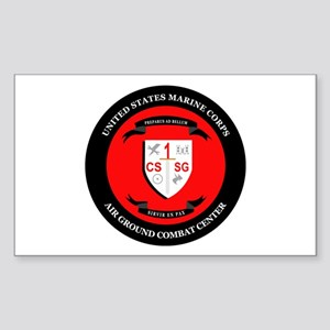 Combat Service Support Group - 1 Sticker (Rectangl