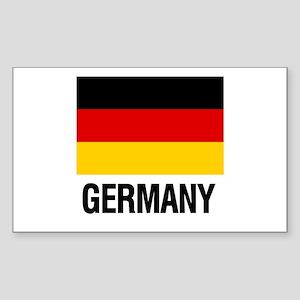 I Heart Germany Sticker
