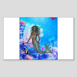 Best Seller Merrow Mermaid Sticker