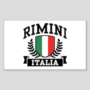 Rimini Italia Sticker (Rectangle)