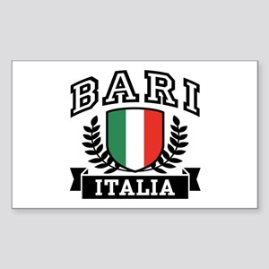Bari Italia Sticker (Rectangle)