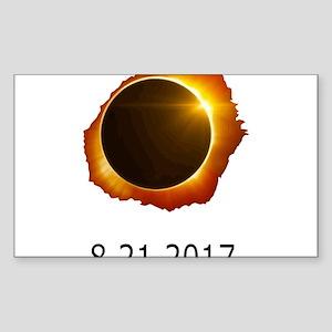 total eclipse Sticker