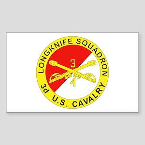 DUI - 4th Squadron (Aviation) - 3rd ACR Sticker (R