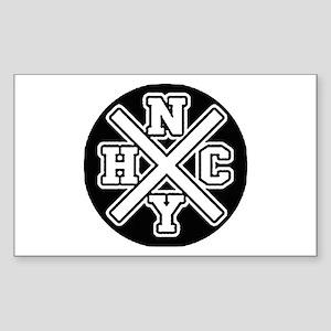 NYHC Sticker (Rectangle)