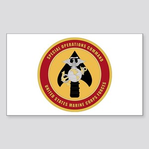 Marine Special Ops Cmd Sticker (Rectangle)