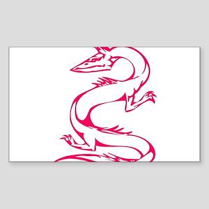 Dragon Creature Sticker