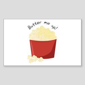 Butter Me Up! Sticker