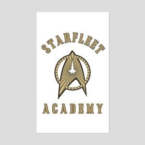 Starfleet Academy Sticker (Rectangle)