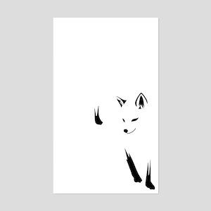 Foxy Sticker (Rectangle)