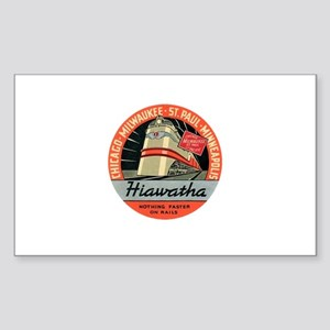 Hiawatha engine design Sticker