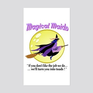 Magical Maids Sticker