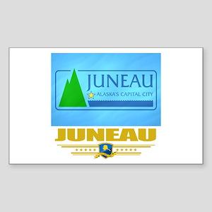 Juneau Pride Sticker (Rectangle)