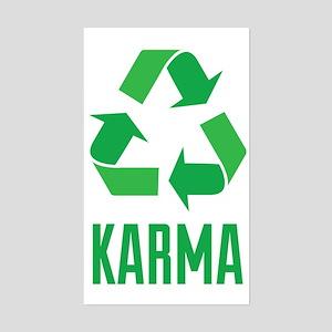 Karma Sticker (Rectangle)
