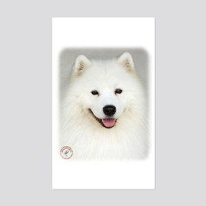 Samoyed 9Y566D-019 Sticker (Rectangle)