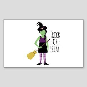 Trick - Or - Treat! Sticker