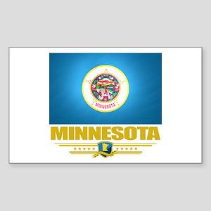 Minnesota Pride Sticker (Rectangle)