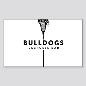 Bulldogs Dad Sticker