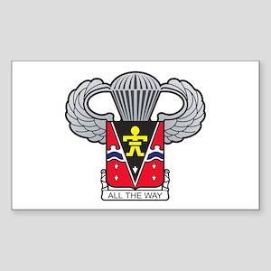 509thairbornewings2 Sticker