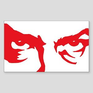 Jack Nicholson The Shining Sticker