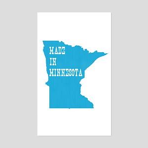 Minnesota Sticker (Rectangle)