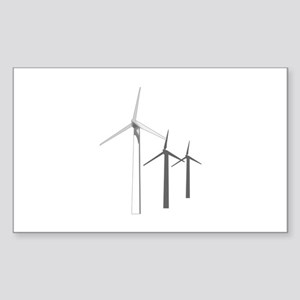 WIND POWER Sticker