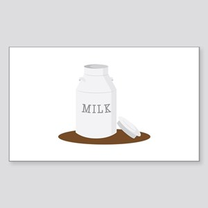Farm Milk Sticker