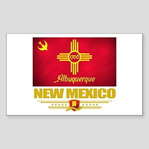 Albuquerque Pride Sticker (Rectangle)