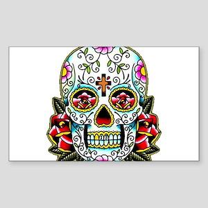 Sugar Skull 067 Sticker