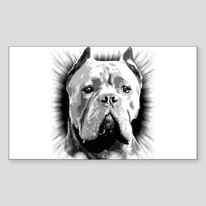 Cane Corso Dog Sticker