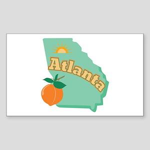 Atlanta Sticker
