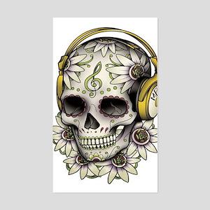 Sugar Skull 008 Sticker