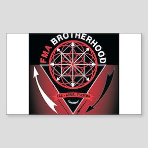 FMA brotherhood Sticker