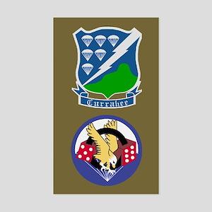 506th PIR Sticker
