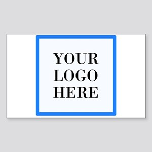 Your Logo Here Sticker